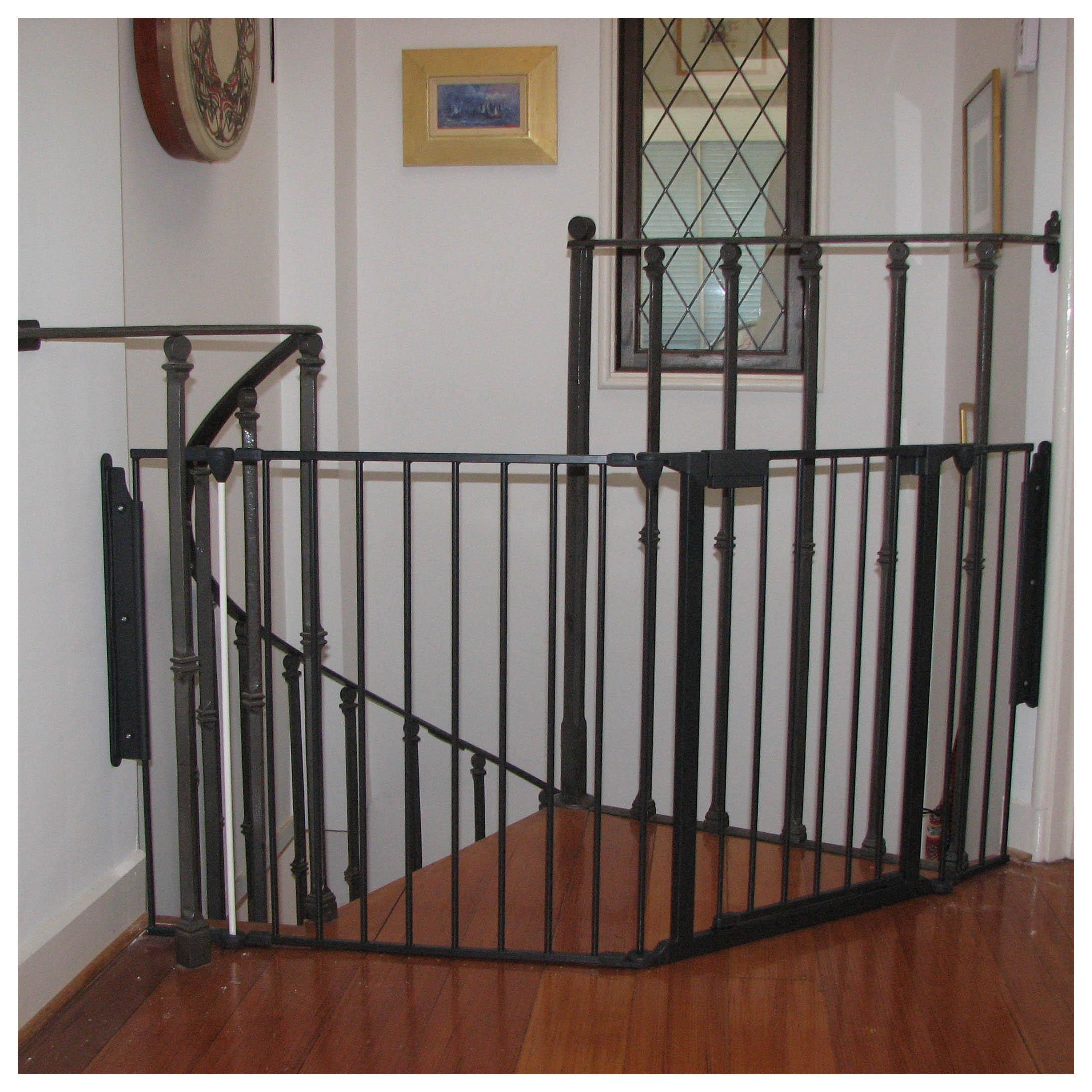 Great Spiral Stair Gate