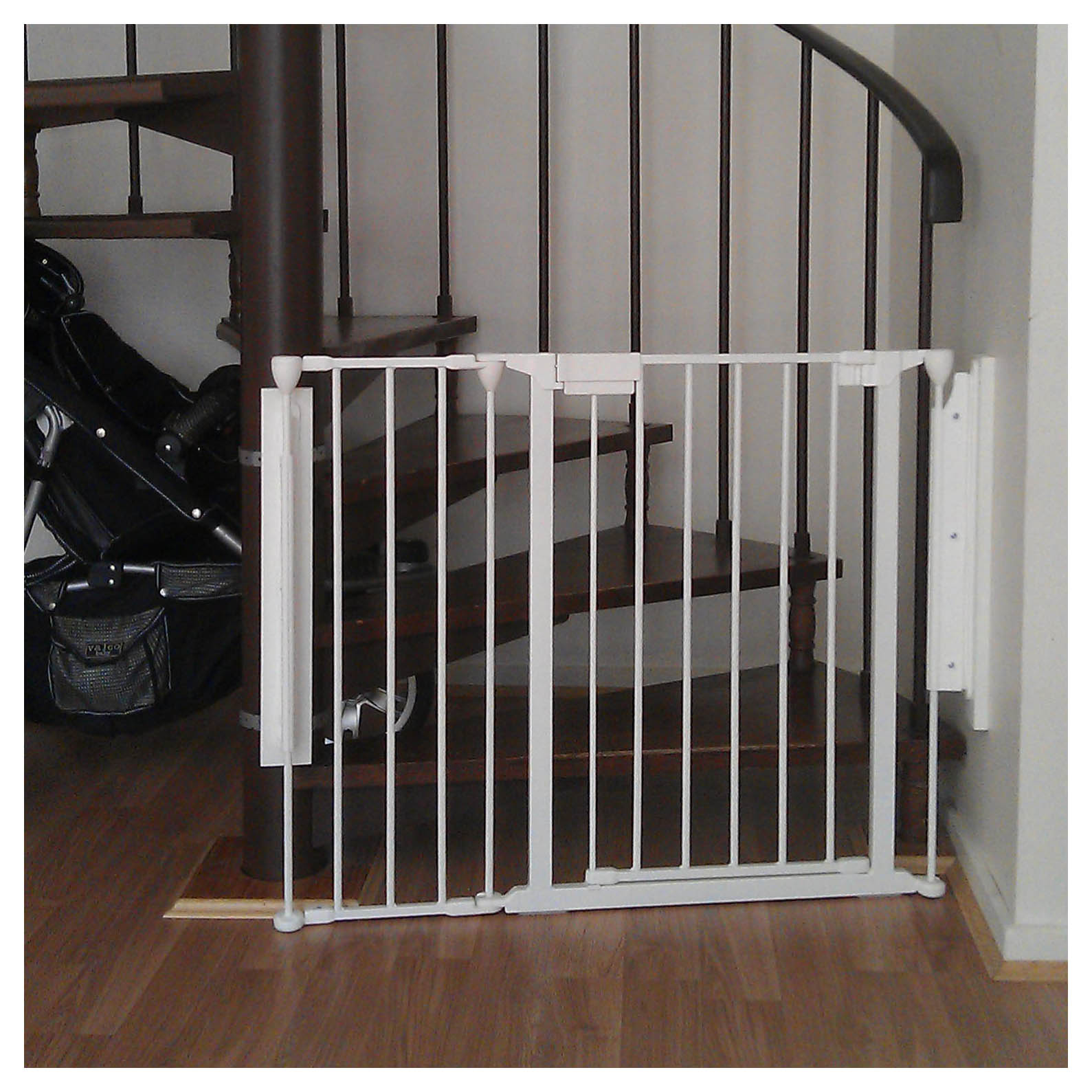 Baby Gate For Rounded Stairs Round Designs